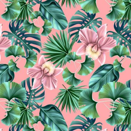 peach_hawaiian_flowers
